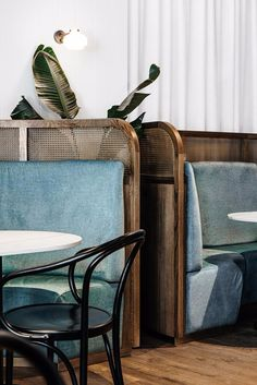 Housed within an elegant heritage building in Sydney, Jackalberry is a new cocktail bar with eclectic meets mid-century interiors.