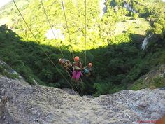 Vertical Bivouac at Kiokong White Rock Wall Rock Wall, Climbers, Philippines, Country Roads, Romance, Adventure, Romance Film, Romances, Adventure Movies