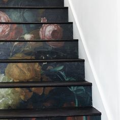 Learn how to customize your staircase!