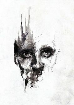 PERCHANCE TO DREAM: Illustrations by Florian Nicolle.