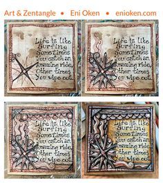 Treasure Framed Quotes — The Creative World of Eni Oken