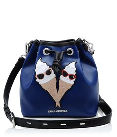 d301d5b3b2 Are you looking for KARL LAGERFELD women s Beach Bucket Bag  Discover all  the details on