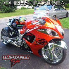 Custom Street Bikes, Custom Sport Bikes, Custom Hayabusa, Biker Boys, Suzuki Hayabusa, Bad Azz, Motorcycle Design, Hot Bikes, Dark Knight