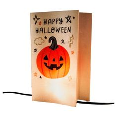 50% Off Now ~ Cute Halloween Luminary ~ #AmazingDealAlert by #BellaAtto