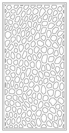 Stencil Templates, Stencil Patterns, Pattern Art, Pattern Design, Stencils, Blackwork Embroidery, Embroidery Patterns, Cnc Cutting Design, Stencil Painting On Walls