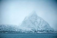 Arctic Landscapes by Vladimir Donkov, via Behance