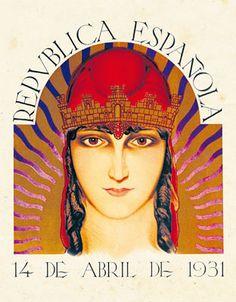 """La proclamación de la Segunda República Española es la instauración el 14 de abril de 1931 del nuevo régimen político republicano que sucedió a la Monarquía de Alfonso XIII, que había quedado deslegitimada al haber permitido la Dictadura de Primo de Rivera (1923-1930) y que había fracasado en su intento de vuelta a la """"normalidad constitucional"""" con la """"Dictablanda"""" del general Berenguer (1930-1931)."""