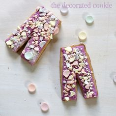 """""""Smartie"""" pants cookies for back to school (the decorated cookie)"""