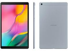 Tablet Samsung Galaxy Tab A Wi-Fi - Android Octa Core Câm. Tablet Samsung Galaxy, Samsung Tabs, Galaxy Phone, Smartwatch, Samsung Modelos, Wi Fi, Vitamin Tablets, Android 9, Selfie