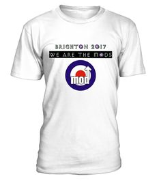 """# WE ARE THE MODS b 2017 .  Special Offer, not available in shops..MULTI PRINT ON FRONT AND BACK..ESSENTIAL WEAR FOR BRIGHTON 2017, IN LOADS OF STYLE'S ONLY AVAILABLE IN WHITE OR GREY AND PINK IN LADIES TEE.      Comes in a variety of styles      Buy yours now before it is too late!      Secured payment via Visa / Mastercard / Amex / PayPal / iDeal      How to place an order            Choose the model from the drop-down menu      Click on """"Buy it now""""      Choose the size and the quantity…"""