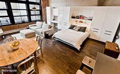 접이식 폴딩 침대 좁은집에 딱 좋은~ : 네이버 블로그 Small Living, Couch, Bedroom, Furniture, Home Decor, Ideas, Home, Small Space Living, Room