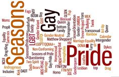 Seasons of Pride provides resources for the lesbian, gay, bisexual and transgender, queer, intersexed (LGBTQI) community.