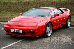 1996 Lotus Esprit. My favorite Lotus :)