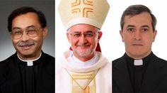 El Papa Francisco nombra un nuevo Obispo para Estados Unidos y dos para Brasil  08/03/2017 - 03:14 pm .- El Papa Francisco nombró un nuevo Obispo Auxiliar de Washington (Estados Unidos) y dos Obispos en Brasil, uno Auxiliar y otro titular.