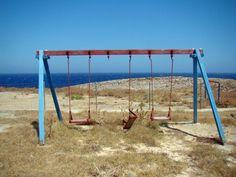 Abandoned Greco Playground | Retronaut
