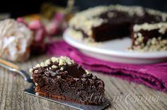 Torta regina di Saba al cioccolato ricetta Julia child