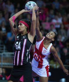 Ferns triumph in thrilling Fast5 grand final Maria Tutaia