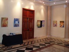 Exposición Serie InfantiLuz en la Biblioteca de Arnao de Telde · 2009