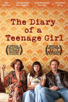 The Diary of a Teenage Girl - Disturbing and hilarious on so many levels