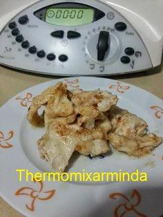 Recetas para tu Thermomix - desde Canarias: Pollo al limón (diferente) Buenísimo