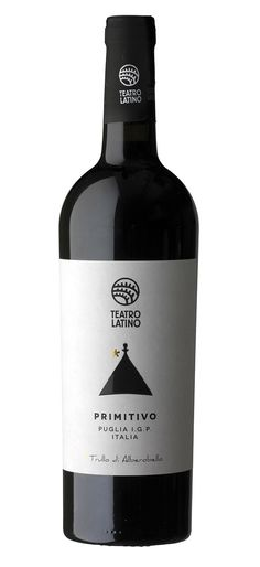 Teatro Latino Puglia IGP on Packaging of the World - Creative Package Design Gallery