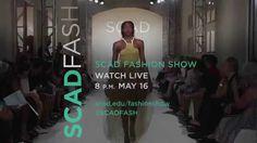 SCAD Fashion Show 2015 promo