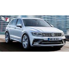 Nuevo Volkswagen Tiguan, una segunda generación más grande y lujosa #tiendadellantas #motos #carro #seguridad #prevención #diseño #innovación #tecnología #motor #rueda