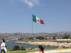 Spend a few hours in beautiful Ensenada, Mexico.
