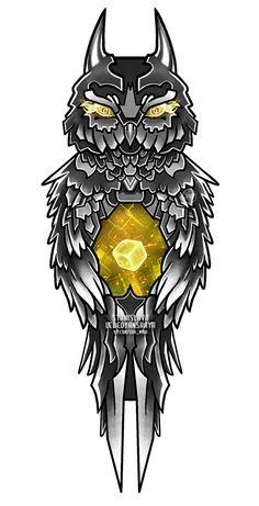 Owl Tattoo Design, Sketch Tattoo Design, Tattoo Designs, Owl Tattoo Drawings, Tattoo Sketches, Badass Tattoos, Body Art Tattoos, Realistic Owl Tattoo, Owl Artwork