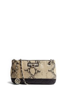 Printed Snake Shoulder Bag by DKNY 7683ee2784ecc