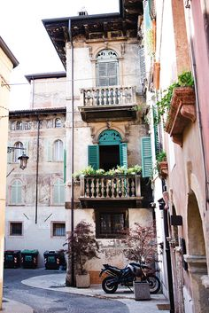 Verona, Italy | by COLLAGE VINTAGE on Flickr