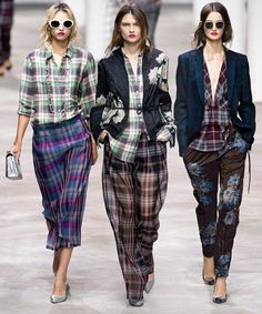 Dries Van Noten - one of my favorite collections of the last 5+ years