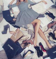 girl x shoes :: #fashion #photography