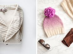 How to Make a Hat from an Old Sweater. A blanket - can be made from the small cuts remaining after upcycing sweaters to gloves, hats, socks.Too small parts are used to till cushions. Sweater Hat, Old Sweater, Sweaters, Redo Clothes, Sewing Clothes, Clothing Redo, Sewing Projects, Diy Projects, Sewing Tips