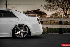 Chrysler 300C on Vossen Wheels