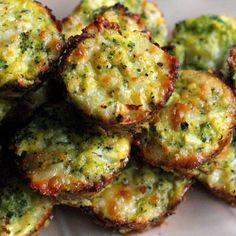 broccoli tots!