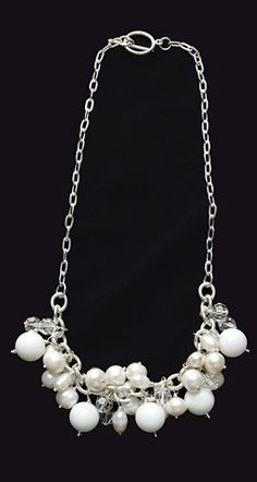 Snow Blossom Necklace. http://store.nightlightinternational.com/product_p/nc040.htm $79.99. For Freedom's Sake.