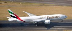 New York Night, Emirates Airline, Boeing 777, Grande, Dubai, Aircraft, Commercial, David, Cool Ideas