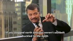 Neil DeGrasse Tyson: What if earth stopped rotating?