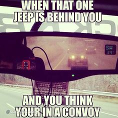 """by @nomuffintops_ """"This is so me. #Jeeps #itsaJeepthing #JEEPHER *#excusethegrammar """""""