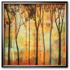 Art.com Magical Forest I Framed Art Print by Chris Donovan