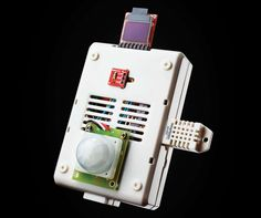 How To Build A Smart Home Sensor. This device monitors the temperature, humidity, noise, and light level for any room. It can even track the number of people who enter...