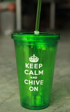 A Keep Calm and Chive on Tumblr!