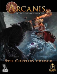Roman-Themed Living Arcanis Organised Play Campaign For 5E