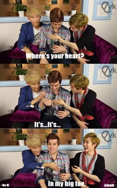 uBeat interview with Eat Your Kimchi bloopers. Lol, Eli...