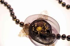 Items similar to black and gold Μatching set of Jewelry. Gift for her on Etsy