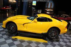 2013 Dodge Viper at #SEMA 2012