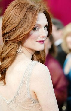 Image result for julianne moore and other aging actresses hair