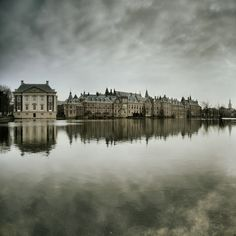 The Hague, The Water, The Sky by jmurre - ViewBug.com