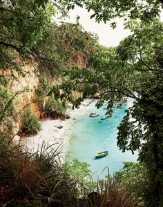 Long a refuge for beach-seekers, Dominica's new Secret Bay resort is a match for the stunning landscape and a sought-out escape for 2014.